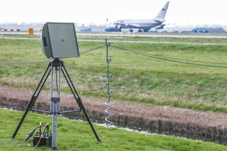 The Netherlands transferred nine Squire Block II radar systems to Belgium