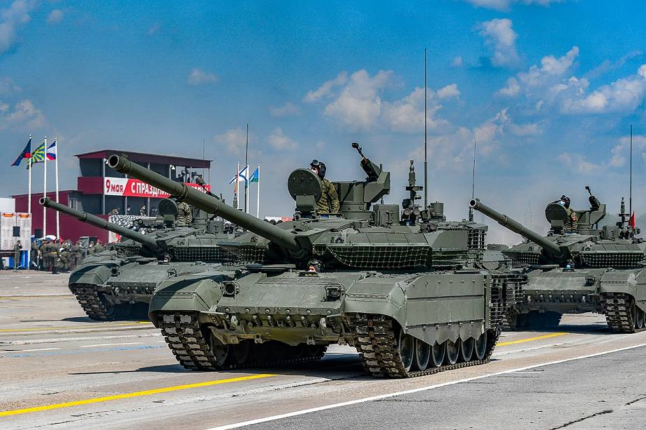 T 90M Proryv main battle tankRussia victory day military parade 2020 001