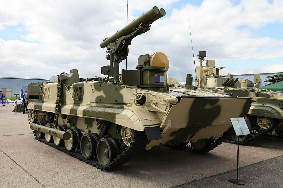 Russia plans to develop T 17 tank destroyer based on Armata tank platform 925 002