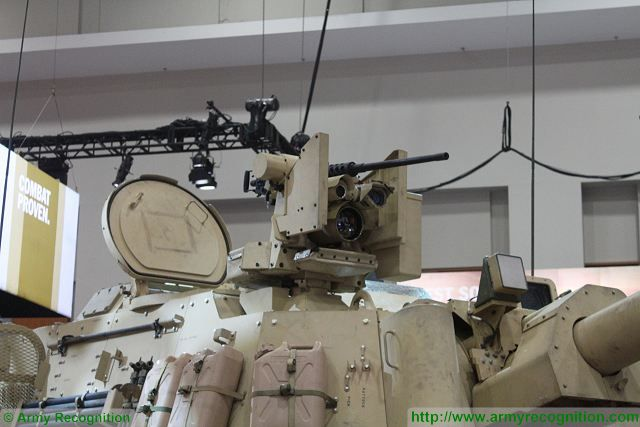 M109A7 155mm self-propelled howitzer technical data sheet specifications information description intelligence identification pictures photos images video information U.S. Army United States American defence industry military technology