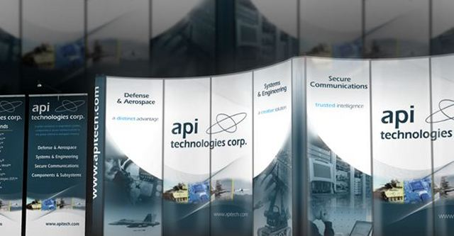 "API Technologies Corp. (""API"" or the ""Company""), a trusted provider of RF/microwave, microelectronics, and security solutions for critical and –high-reliability applications, announced recently it is presenting innovative solutions from its RF/Microwave and Microelectronics, Electromagnetic Integrated Solutions (EIS), Power, and Security Systems & Information Assurance (SSIA) lines at the 2013 AUSA Annual Meeting and Exhibition in Washington, D.C., October 21-23, 2013, at Booth #7743."