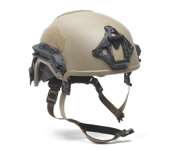 For decades, special forces have been required to accept the trade-offs in protection level, weight and comfort in helmets. Ceradyne Inc., a 3M company, is helping eliminate such trade-offs with its new 3M Ultra Light Weight Ballistic Bump Helmet (ULW-BBH), which meets bump and ballistic operational requirements in a single, lightweight helmet. The helmet will debut at AUSA, Oct. 13 to 15 in Washington, D.C. at 3M Booth 7329.