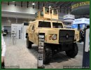 As an alternative to upgrade the U.S. Army HMMWV (High Mobility Multipurpose Wheeled Vehicle) to its original capability, Textron Marine and Land Systems, in partnership with Granite Tactical Vehicles, was highlighting the Survivable Combat Tactical Vehicle (SCTV) at AUSA 2014 exhibition, in Washington, D.C..