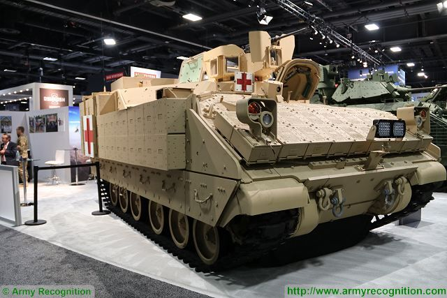 AMPV Armored Multi-Purpose Vehicles BAE Systems United States American defense industry US army 640 001