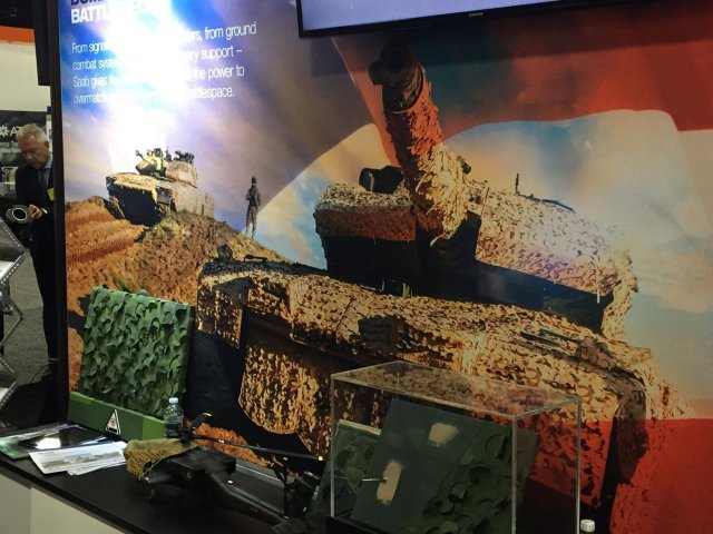 AUSA 2016 Saab introducing next generation of signature management for the US Army 640 001