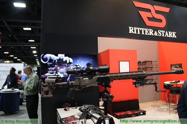 Austrian Company Ritter and Stark launches its SX-1 modular tactical rifle on American market 640 002
