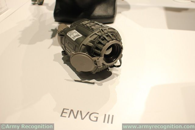 BAE Systems Enhanced Night Vision Goggle III