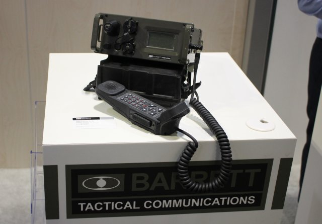 Barrett Communications Sofic 640 001