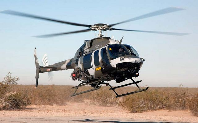 After the Paris air show, the Bell 407AH will be shown around the Middle East and feature in flying displays at the BRIDEX 2011 International Defence Exhibition 2011 in Brunei on 6-9 July, 2011.