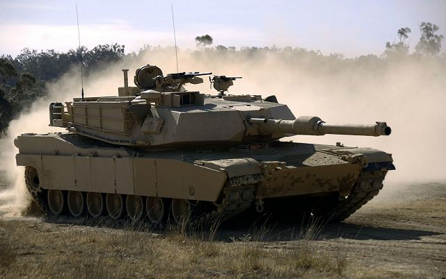 The United States Defense Security Cooperation Agency notified Congress today of a possible Foreign Military Sale to the Government of the Kingdom of Morocco for enhancement and refurbishment of 200 M1A1 Abrams tanks and associated parts, equipment, logistical support and training for an estimated cost of $1.015 billion.