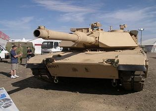 M1A1 SA Situational Awareness main battle tank technical data sheet specifications information description intelligence identification pictures photos images video information U.S. Army United States American defence industry military technology