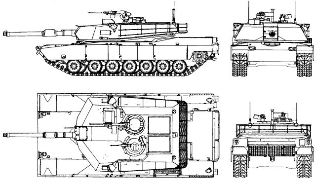 M1A2 Abrams main battle tank technical data sheet specifications information description intelligence identification pictures photos images video information U.S. Army United States American defence industry military technology