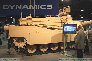 M1A2 SEP V3 main battle tank technical data sheet specifications information description intelligence identification pictures photos images video information U.S. Army United States American defence industry military technology