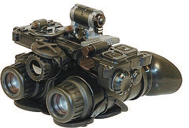AN PSQ-36 FGS L3 Fusion Goggle System binocular night vision United States american defense industry 640 001
