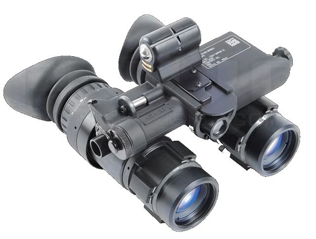 AN PVS-23 F5050 binocular night vision Exelis United States American defene industry military equipment 640 001
