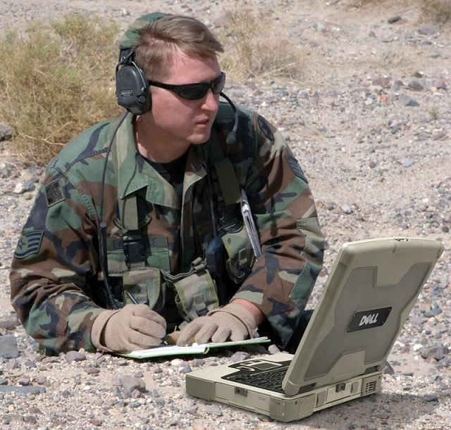 Military Rugged Laptop Computers Dell E6400 Xfr Data Sheet