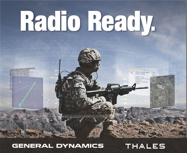 General Dynamics C4 Systems has received a new order from the U.S. Army for an additional 13,000 Joint Tactical Radio System (JTRS) Handheld, Manpack, Small Form Fit (HMS) AN/PRC-154 Rifleman radios and accessory kits. This is the second order placed by the Army for PRC-154 Rifleman radios, bringing the number of radios ordered by the government to more than 19,000. The new order is valued at approximately $53.9 million.