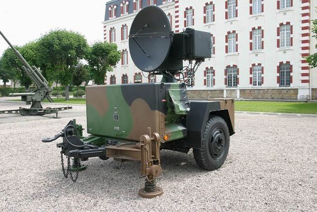 One ROR Range Only Radar: Pulse radar (AN/MPQ-37 or AN/MPQ-51 Phase II) that automatically comes into operation if the HPIR radar cannot determine the range, typically because of jamming. The ROR is difficult to jam because it operates only briefly during the engagement, and only in the presence of jamming.