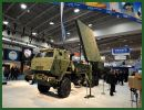 The MEADS (Medium Extended Air Defense Missile Systems) surveillance radar appears at the AUSA 2012 Annual Meeting & Exposition in Washington, D.C., on 22 October. MEADS is a mobile Air and Missile Defense System that is easily transportable, tactically mobile and uses the hit-to-kill PAC-3 MSE Missile to defeat tactical ballistic missiles, cruise missiles, unmanned aerial vehicles and aircraft, providing full 360-degree engagement