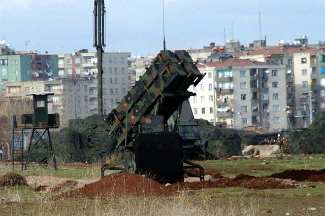Turkey has asked NATO to deploy 18 to 20 Patriot missiles along its border with Syria, but the Alliance only offered about eight to 10 missiles, NTV news channel reported Wednesday, November 28, 2012. A NATO team surveyed sites in Turkey's eastern Anatolian province of Malatya for the possible deployment of Patriot missiles.
