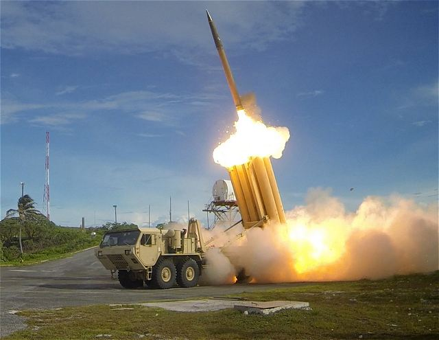 The United States has a plan to deploy THAAD advanced missile-defense system in South Korea, as the Pentagon begins a new push this week to expand cooperation in Asia to counter the threat of North Korean missiles, defense officials said.