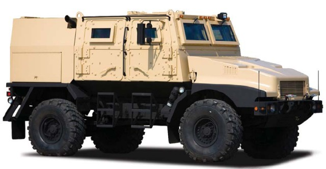 Caiman 4x4 BAE Systems Armor Holdings véhicule blindé à roues protection multi fonction résistance contre les mines fiche technique description identification photos images