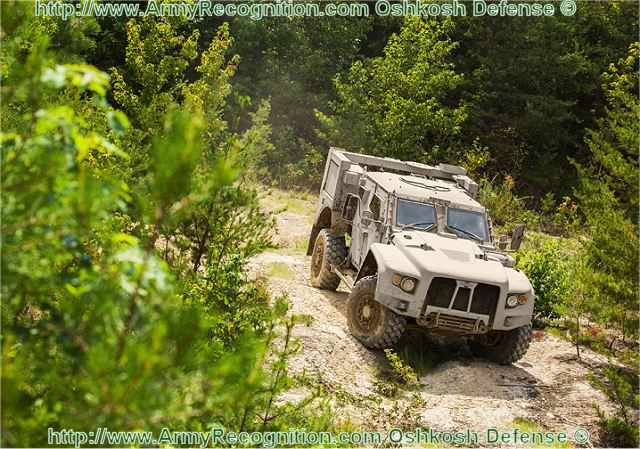 Oshkosh Defense, a division of Oshkosh Corporation (NYSE:OSK), has begun production of its Light Combat Tactical All-Terrain Vehicle (L-ATV). The L-ATV was selected for the Joint Light Tactical Vehicle (JLTV) Engineering, Manufacturing and Development (EMD) phase, and it will be exhibited at AUSA 2012, Oct. 22-24 in Washington, D.C.