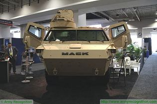 Lakota 6x6 armoured vehicle personnel carrier technical data sheet specifications pictures video information description intelligence identification photos images information Mack Defense U.S. Army United States American defence industry military technology