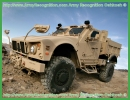 M-ATV Oshkosh Cargo Carrier Utility Variant all-terrain armoured vehicle data sheet description information specifications intelligence identification pictures photos images US Army United States American defense military mine protected troop carrier command post maintenance shelter