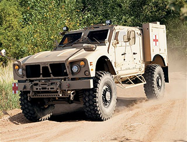 Oshkosh Defense, a division of Oshkosh Corporation (NYSE:OSK), will feature its MRAP All-Terrain Vehicle tactical ambulance at the AUSA's Army Medical Exposition taking place June 27-29 in San Antonio, Texas. The M-ATV tactical ambulance offers an enhanced design that exceeds the military's original M-ATV ambulance survivability requirements and delivers exceptional off-road mobility so military medics can reach and care for injured personnel in challenging operating environments.