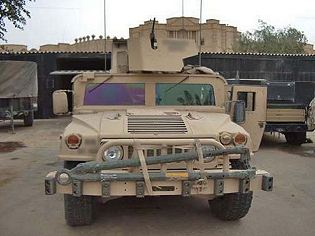 M1114 up-armored HMMWV Humvee armour kit technical data sheet specifications information description intelligence identification pictures photos images video information US Army United States American AM General defence industry military technology