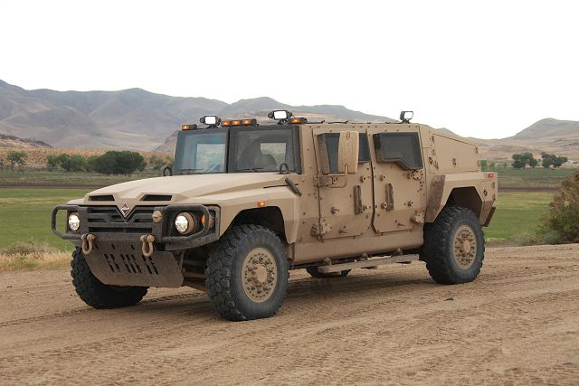Navistar Defense, LLC will unveil its International® Saratoga™ light tactical vehicle at the Association of the United States Army (AUSA) Annual Meeting and Symposium, which will ber held from the 10 to 12 October 2011 in Washington D.C., United States.