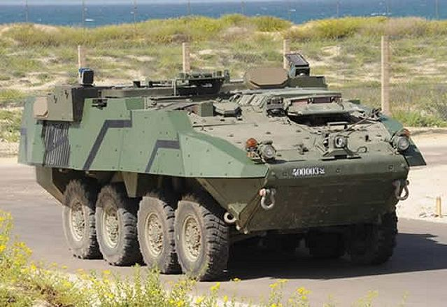 A U.S. combat vehicle with a fully integrated active protection system that defeats threats from advanced man-portable weapons is under development. General Dynamics Land Systems said it is leading an effort to develop the APS (Active Protection Systems) integrated vehicle and recently concluded a successful Critical Design Review of the project.