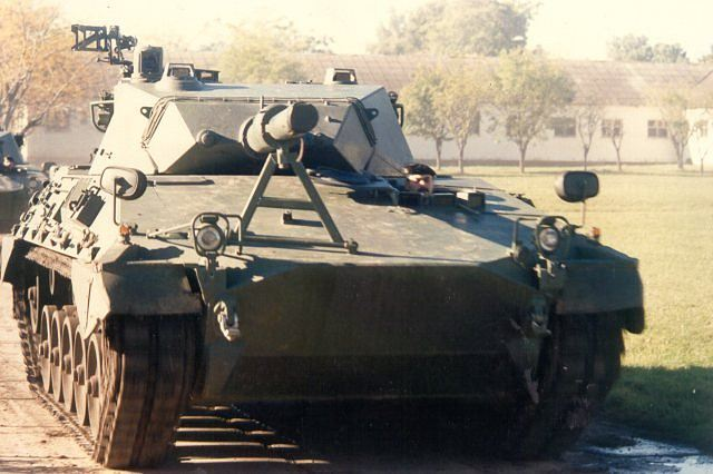TAM main battle tank technical data sheet description information pictures photos images identification intelligence Argentina Army Argentine