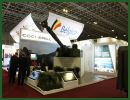 At LAAD 2013, the Belgian defence Company CMI Defence presents its new 120/105mm Cockerill XC-8, a low-weight concept-turret which can be integrated on tracked or wheeled armoured vehicle as Guarani, the new armoured vehicle selected by the Brazilian army to replace the old Urutu armored vehicle used today by the Brazilian armed forces.