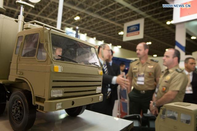 LAAD 2017 exhibition will bring together global defence and security industries in Rio de Janeiro 640 001