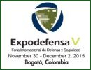 Army Recognition is proud to announce its selection as Media Partner, Online Show Daily News and Web TV for Expodefensa 2015, the International Defense and Security Trade Fair which will be held from the November 30 to December 2 2015 in Bogota, Colombia.