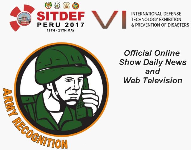 Army Recognition SITDEF 2017 Official Online Show Daily News and Web Television 640 001