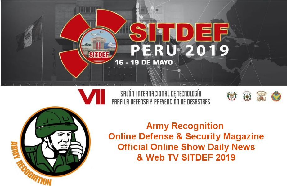 Army Recognition Official Online Show Daily News Web TV SITDEF 2019 925 001