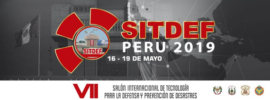 SITDEF 2019 International Exhibition of Technology for Defense and Prevention of Disasters Lima Peru 925 001