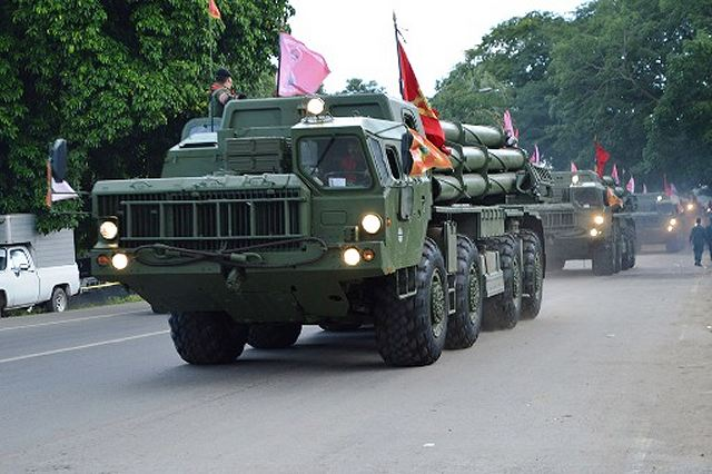Venezuela has conducted successful tests of Russian BM-21 Grad and BM-30 Smerch multiple rocket launchers, Operational Strategic Commander in Chief, General Vladimir Padrino Lopez said Tuesday, May 13, 2014.
