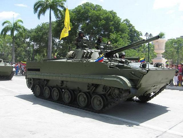 Venezuela became the largest importer of Russian arms for ground forces in 2011, the Moscow based Center for Analysis of World Arms Trade (CAWAT) said on Tuesday, December 27, 2011. Russia delivered a large consignment of arms to Venezuela under contracts signed in 2009 and 2010, CAWAT head Igor Korotchenko said without offering any figures.