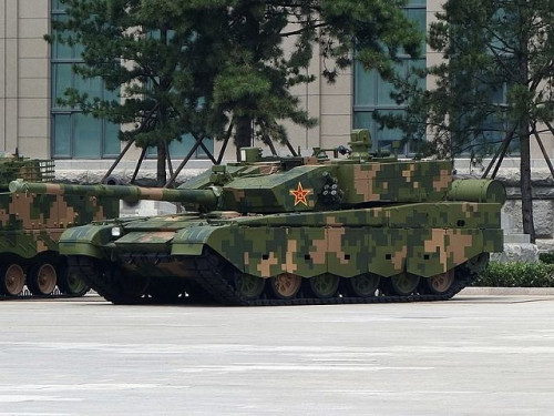 Kuwait is interested to purchase Russian-made T-90MS main battle tanks