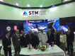 STM Aselsan and Havelsan hold the signature ceremony of Agosta-90B modernization at IDEAS 2016 002