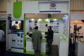 The Chinese Beijing Heweiyongtai introduces its portable X-ray scanner at IDEAS 2016 001