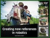 Nexter Robotics small IED reconnaissance robot UGV Unmanned Ground Vehicle France French defense industry 130 002