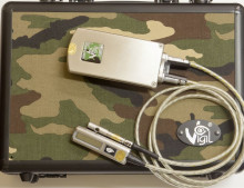 Vigil AAD Automatic Activation Device of parachute for military units and airborne troops 925 001
