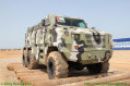 Fiona 6x6 APC MRAP armoured vehicle personnel carrier KrAZ Streit Group ukraine defense industry 640 001