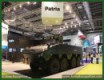 Patria 8x8 wheeled armoured vehicle concept technical data sheet specifications description information pictures intelligence video identification Patria Finland Finnish defense industry military technology personnel carrier