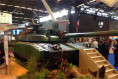 Leclerc XLR Scorpion renovated modernized MBT main battle tank Nexter France French army military equipment 640 001